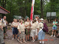July - Hawk Mountain Scout Reservation Summer Camp