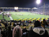 Annapolis Naval Academy & Football game